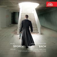 BACH: SONÁTY A PARTITY 2 CD (2015)