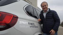 nové BMW X5 od společnosti Stratos Auto - 2016