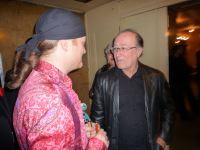Backstage 2011 - s Petrem Jandou