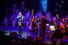 Pavel Šporcl – Vánoce na modrých houslích – Generali tour 2017 Brno – Bobycentrum Laser Show Hall Foto: Jiří Jelínek