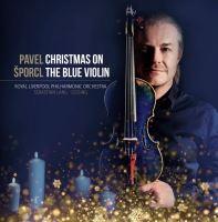 ALBUM CHRISTMAS ON THE BLUE VIOLIN PAVLA ŠPORCLA MEZI TOP 10 NEJPRODÁVANĚJŠÍMI ALBY ČESKÉHO HUDEBNÍHO PRŮMYSLU